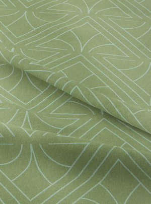 Load image into Gallery viewer, Regal Fabric - Soft Sage Cotton