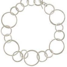 Handmade Chain Bracelet - Solid 925 Sterling Silver