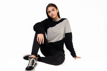 Crosswise Long Sleeve Tee