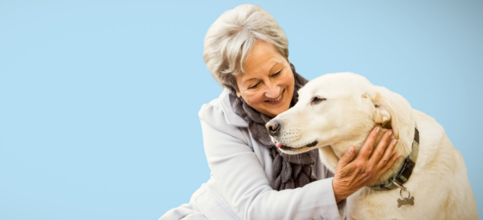 More Than Companionship: Dogs & Senior Citizens