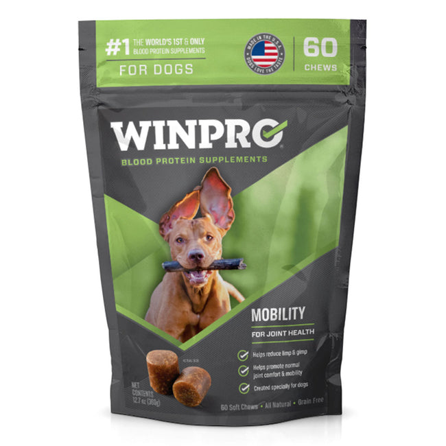 WINPRO MOBILITY Canine performance supplement with Balanced Collagen