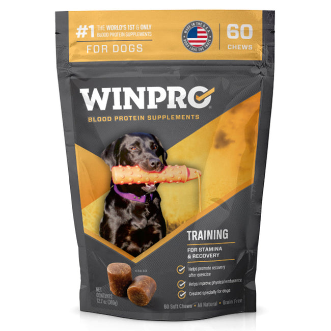 WINPRO TRAINING Canine performance supplement with L-Glutamine, Creatine Monohydrate & Ribose