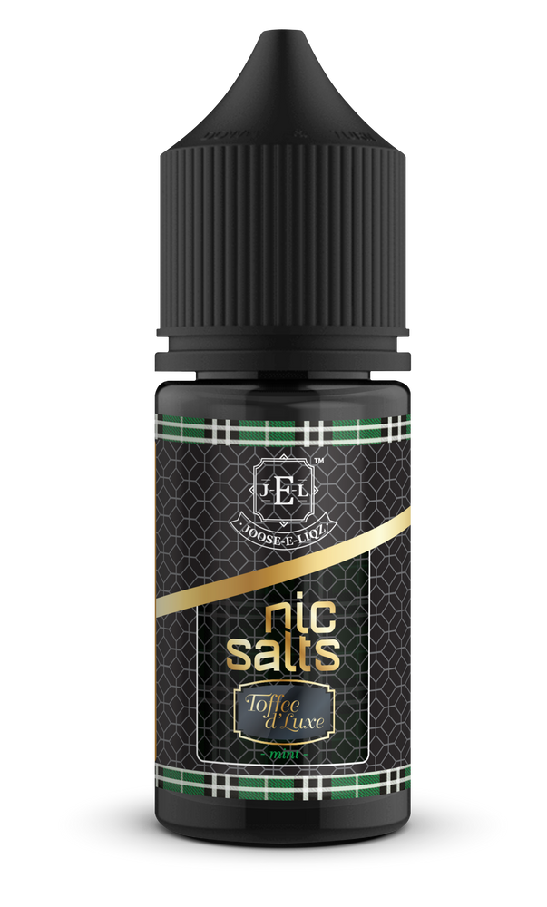 TOFFEE D'LUXE MINT 20mg Nic Salts