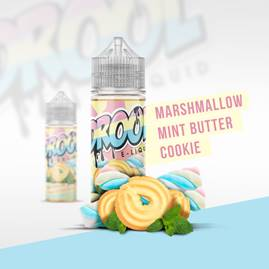 Drool - Marshmallow Mint Butter Cookie