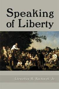 Speaking of Liberty- Autographed by Lew