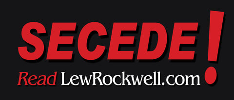 Secede! Bumper Sticker