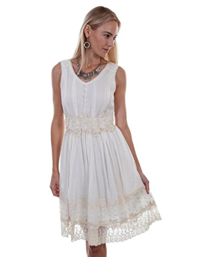 Scully Womens Elma Lace Dress