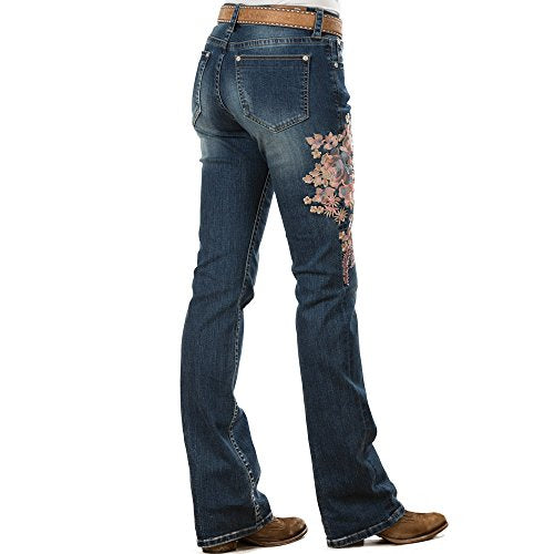 Grace in LA Lonely Prairie Relaxed Fit Jean