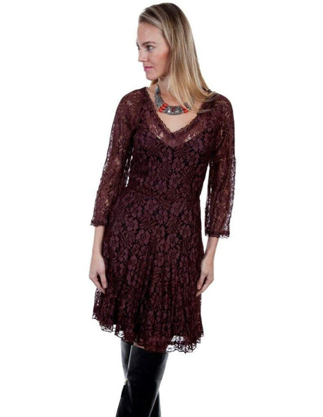 Scully Womens Angelica Lace Dress