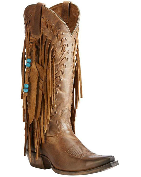 Ariat Womens Juanita Western Boot New West