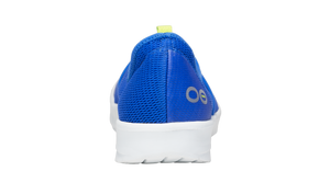 Damen OOmg Mesh Low White Blue