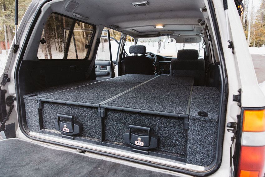 Arb Outback Rear Drawer System Duggy S Garage