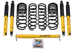 "91-97 Land Cruiser/LX450 Medium Load 2.5"" Lift Kit"