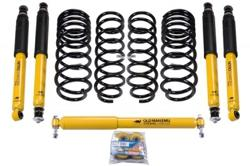 "91-97 Land Cruiser/LX450 Heavy Load 3"" Lift Kit"