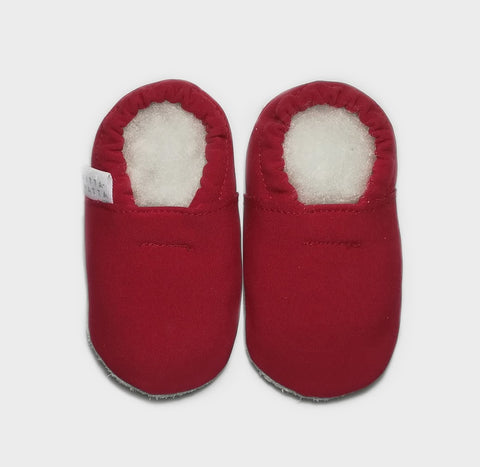 Slipper Softshell | Red