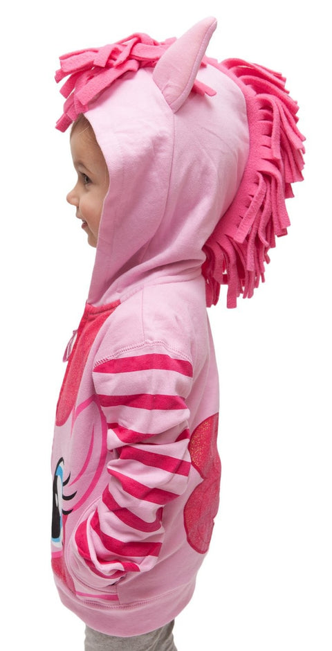 Little Pony Hoody- Pink