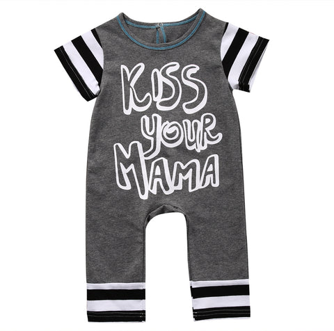 Kiss Your Mama Jumpsuit