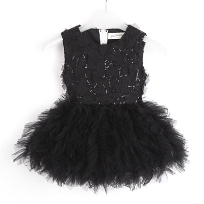The Black Swan Mini Dress