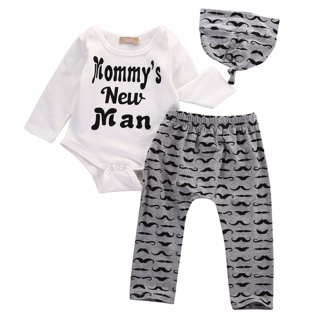 Mommy's New Man 3 piece set