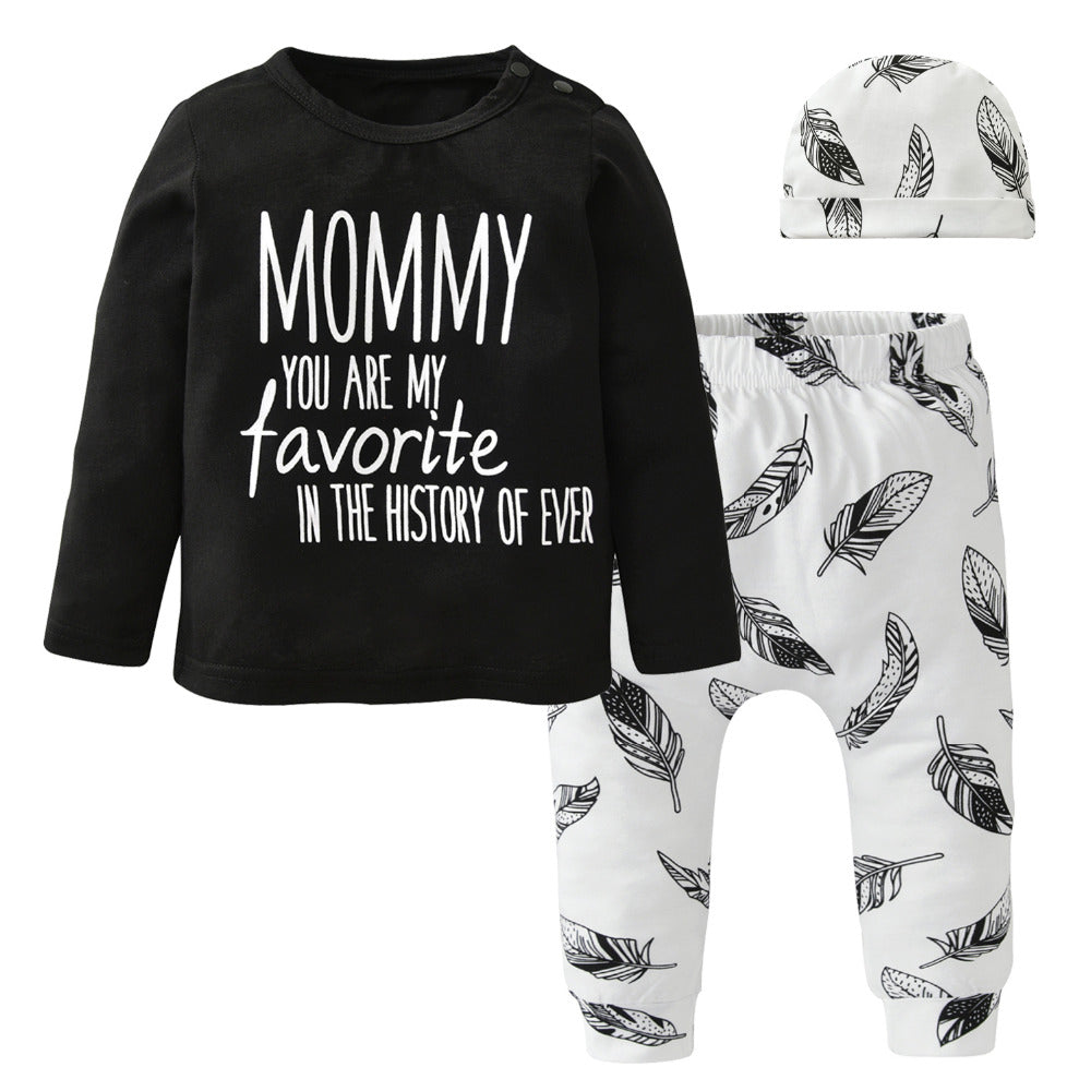 MOMMY: In The History Of Ever- 3 piece set