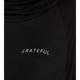 grateful cowl neck