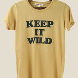 keep it wild SOLD OUT
