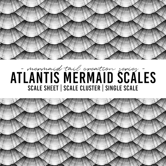 Atlantis Mermaid Scales