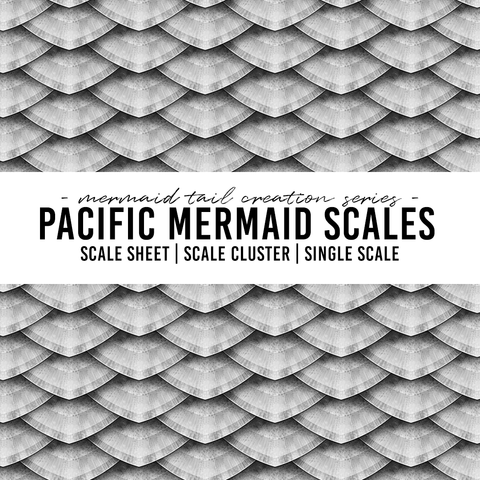 Pacific Mermaid Scales