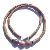 Hazel-Gemstone Pink Rhodonite