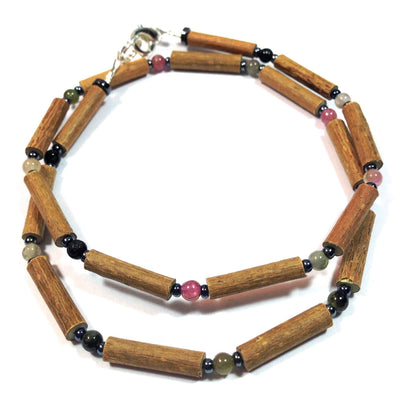 Hazelwood Tourmaline Gemstone Necklace