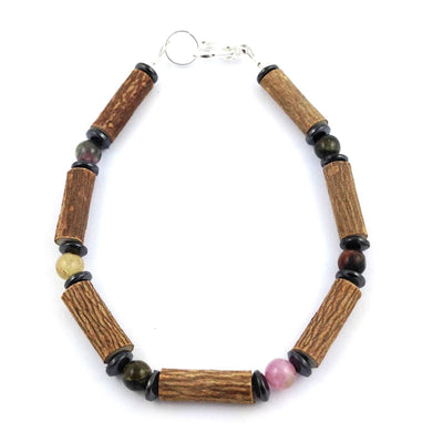 Hazelwood Tourmaline Gemstone Bracelet