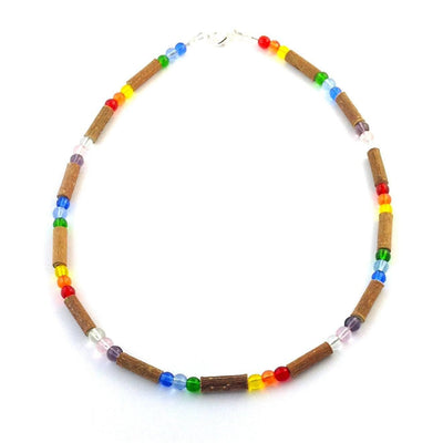 Hazelwood Rainbow Necklace