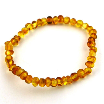 Baltic Amber Honey Bracelet
