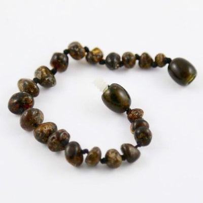 Baltic Amber Dark Green