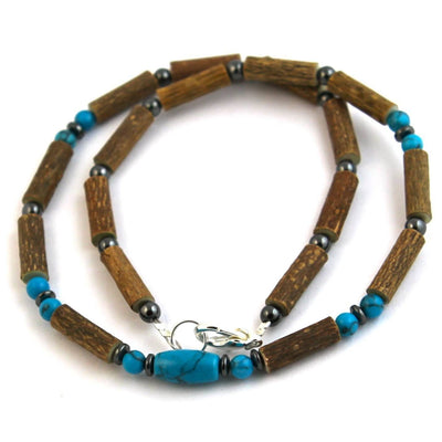 Hazelwood TurquoiseGemstone Necklace