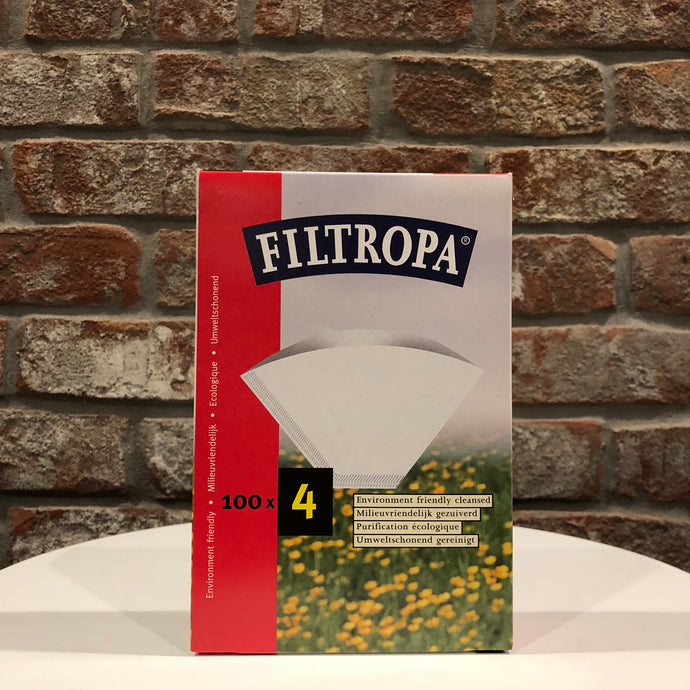 Filtropa #4 Filter 100ct