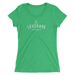 Ladies' Leverage Logo Tee