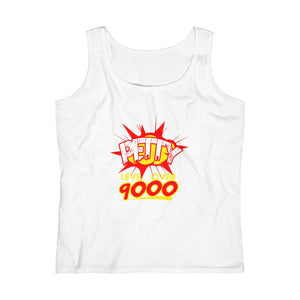 Open image in slideshow, Petty Level Over 9000 Women's Tank