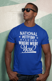 National Petty Day T-Shirt