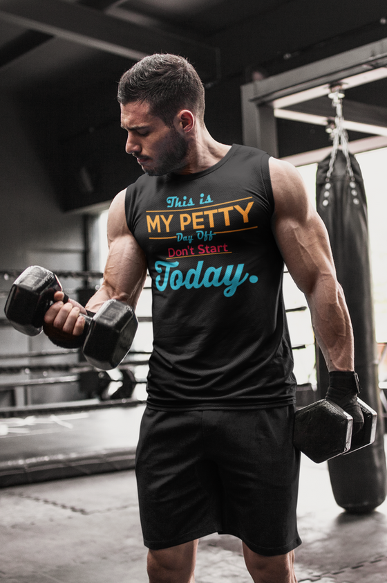 Petty Day Off Sleeveless Tank