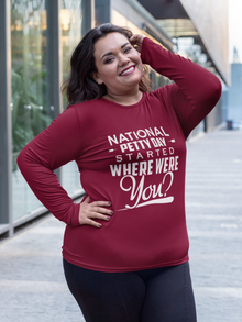 National Petty Day Long Sleeve Tee