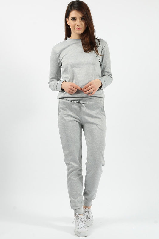 Light Grey Lounge Tracksuit