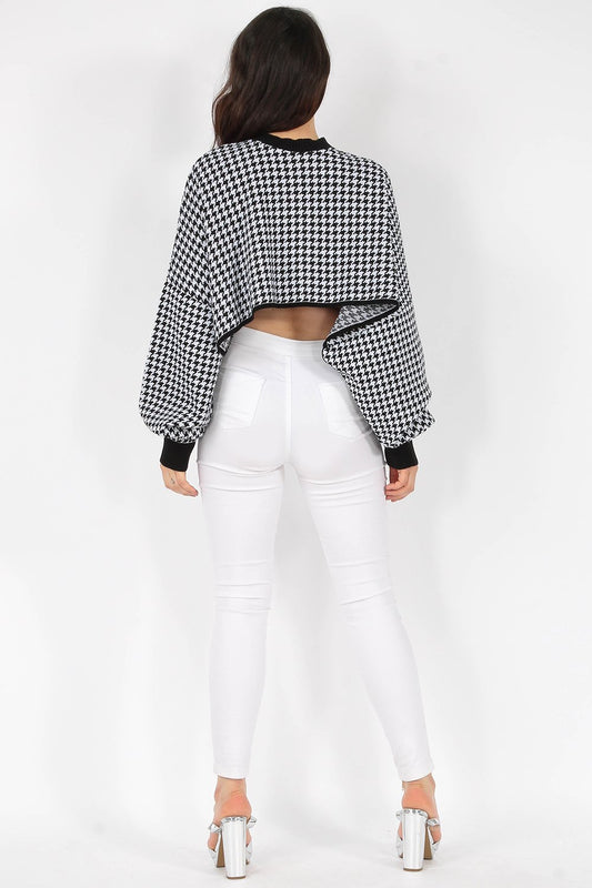 Kady Cropped Jumper