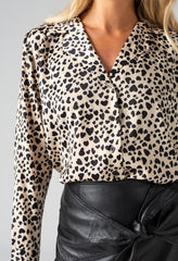 wild hearts blouse - close up