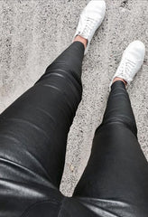 STORM LEATHER LEGGING