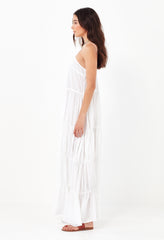 YASMIN MAXI DRESS - IVORY