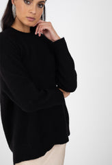 KIP KNIT - BLACK