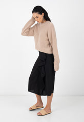 CALI SKIRT - BLACK