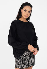 CARTER TOP - BLACK