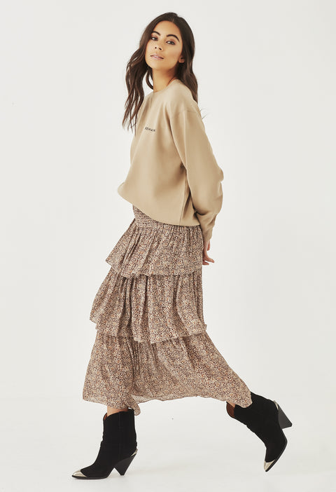 RAE SKIRT - DESERT FLORAL | PRE ORDER | DELIVERY LATE MAY
